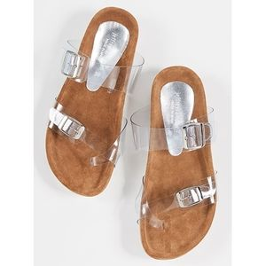 Jeffrey Campbell Maui V Slides